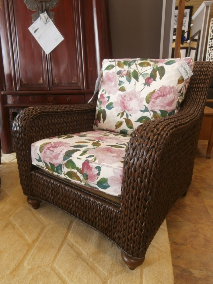 Home Ethan Allen Atlantic Woven Chair Loading Images