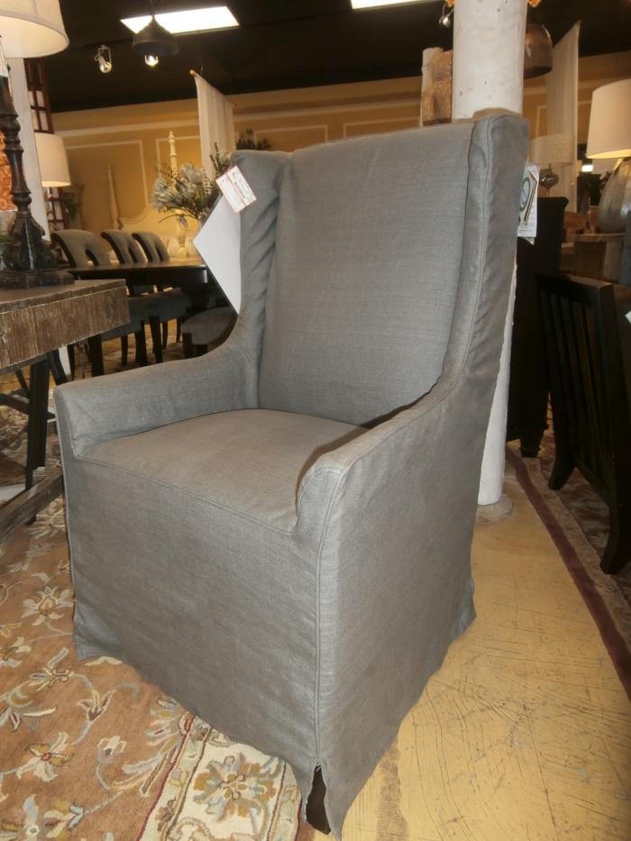 Larkin Slipcover Chair