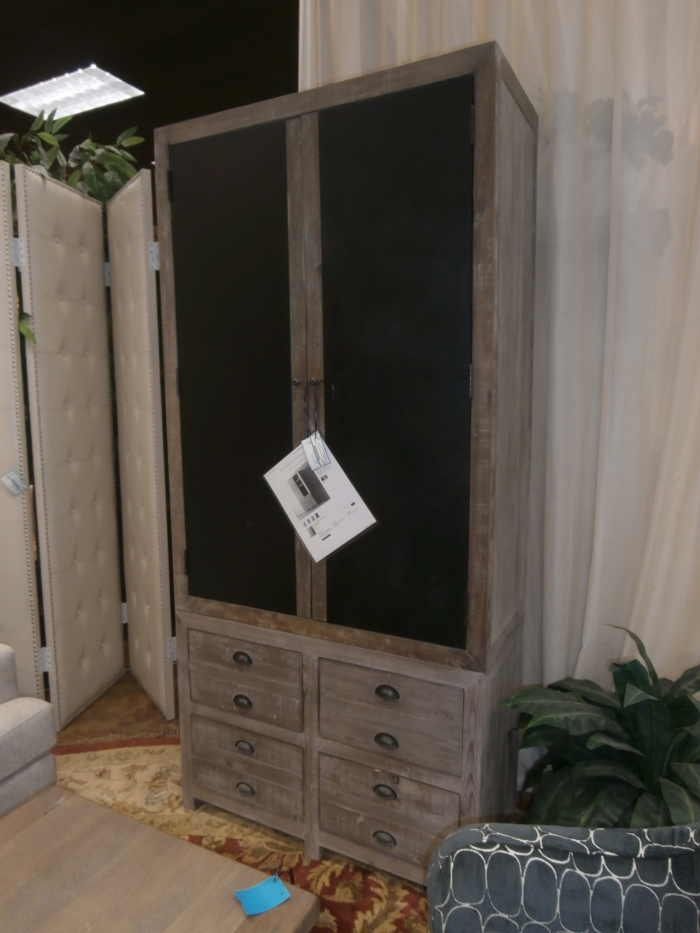 Restoration Hardware Armoire At The Missing Piece