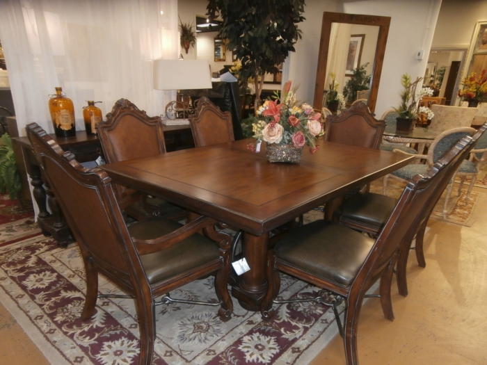 Thomasville Dining Room Set | Thomasville Dining Table Chairs At The Missing Piece