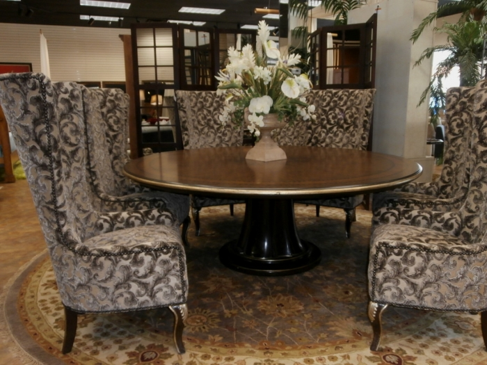 Marge Carson Dining Table Amp Chairs At The Missing Piece