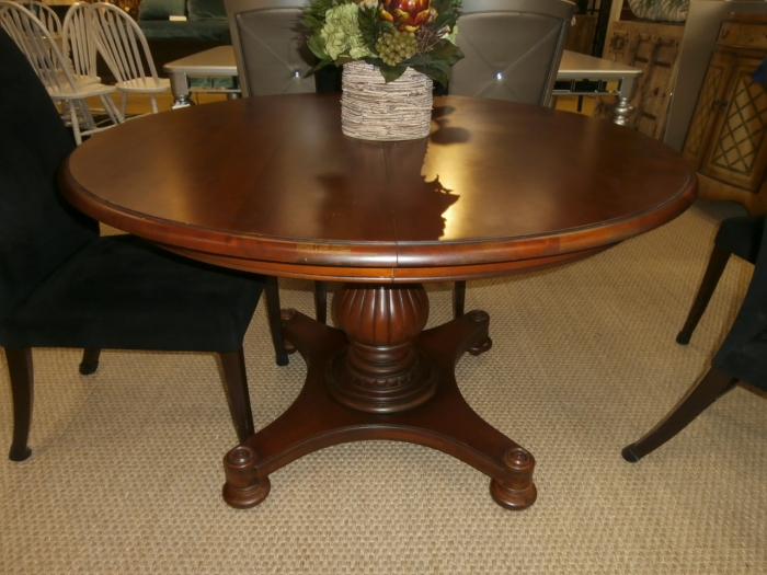 Ethan Allen Dining Table At The Missing Piece