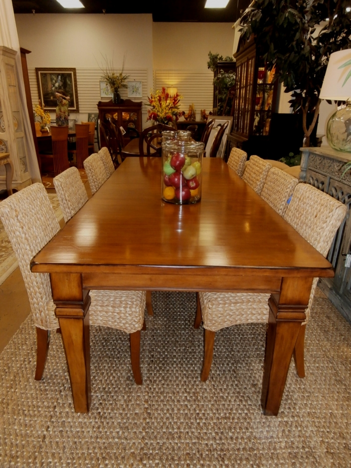 Pottery Barn Dining Table Amp Chairs At The Missing Piece