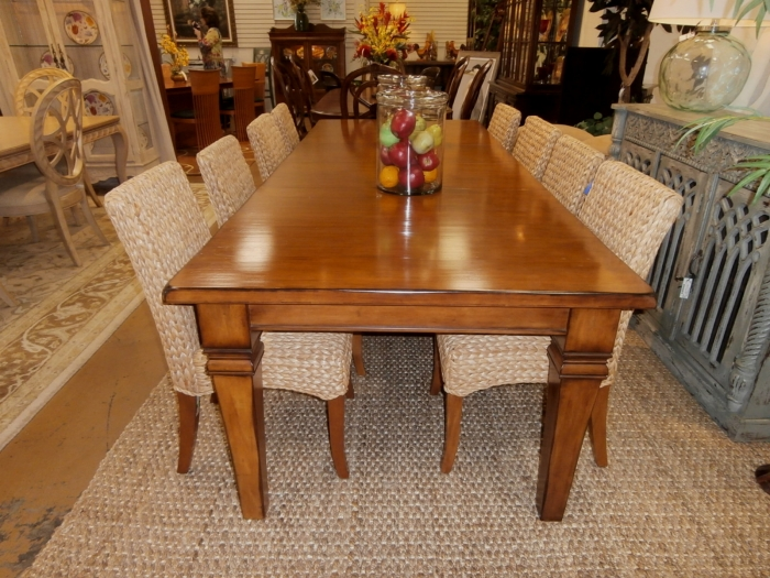 Pottery Barn Dining Table & Chairs At The Missing Piece