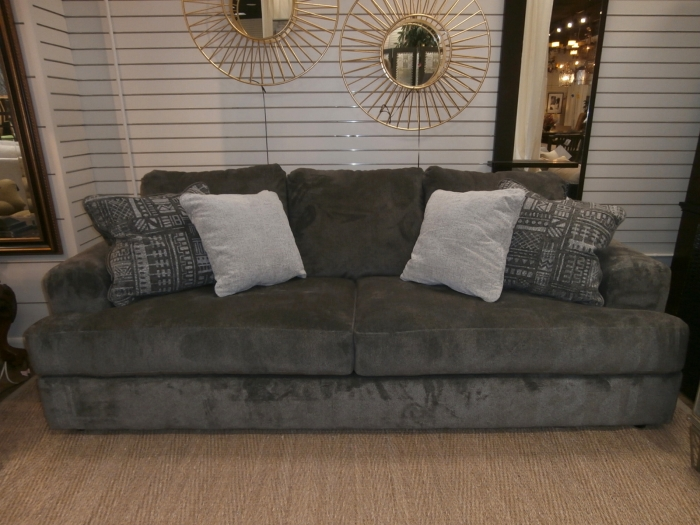 Marvelous Soletren Queen Sleeper Sofa At The Missing Piece Creativecarmelina Interior Chair Design Creativecarmelinacom