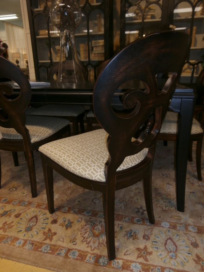 Arhaus Dining Chairs S 6 At The Missing Piece