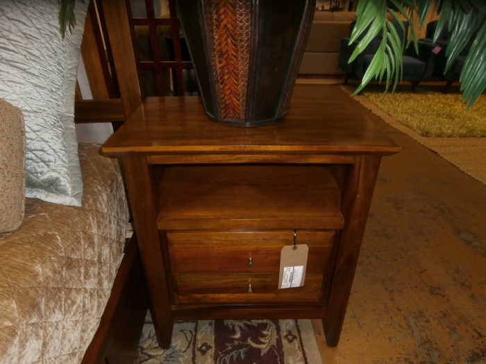 Modern Nightstand At The Missing Piece