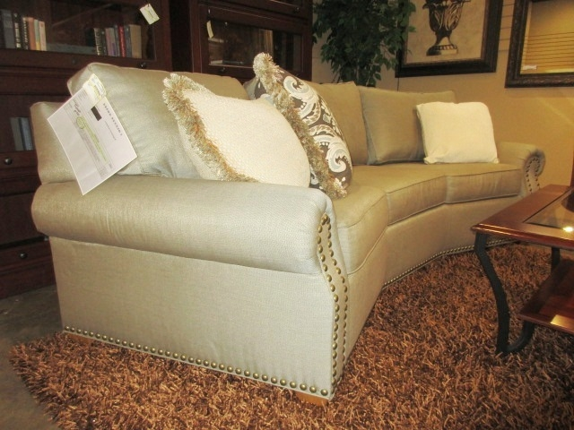 Norwalk Curved Sofa At The Missing Piece
