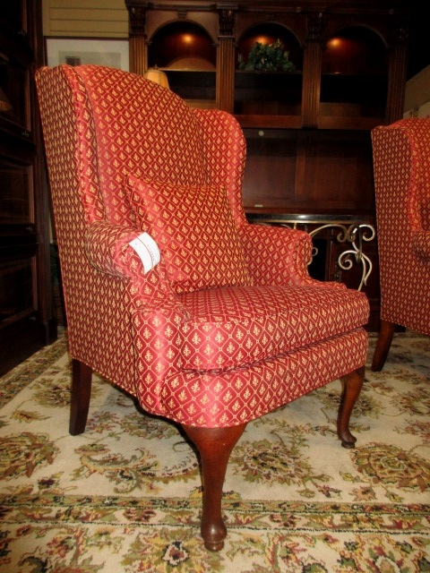 Thomasville Wingback Chair At The