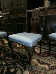 Chippendale Style Dining Chair