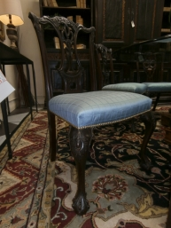 Chipendale Style Dining Chairs