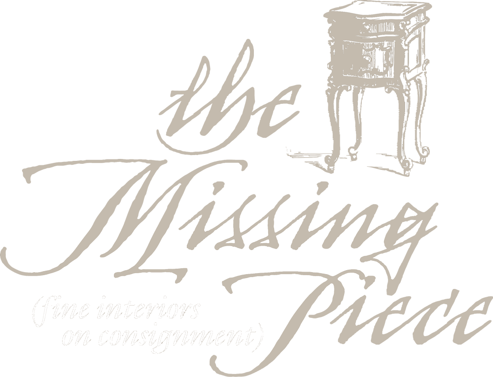 The Missing Piece - Fine Interiors on Consignment