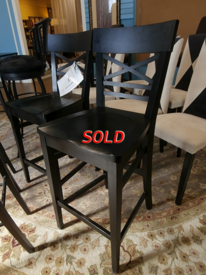 Pleasant Ethan Allen Bar Stool S 2 At The Missing Piece Short Links Chair Design For Home Short Linksinfo