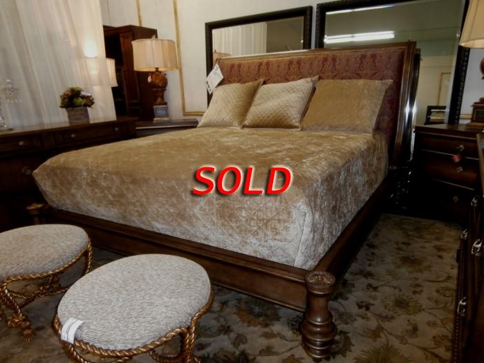 Century Napoleon Bed At The Missing Piece