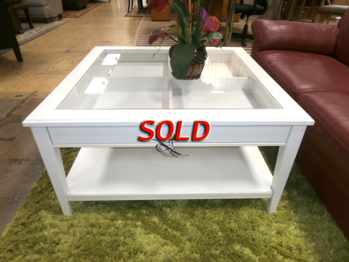 Ikea Coffee Table At The Missing Piece