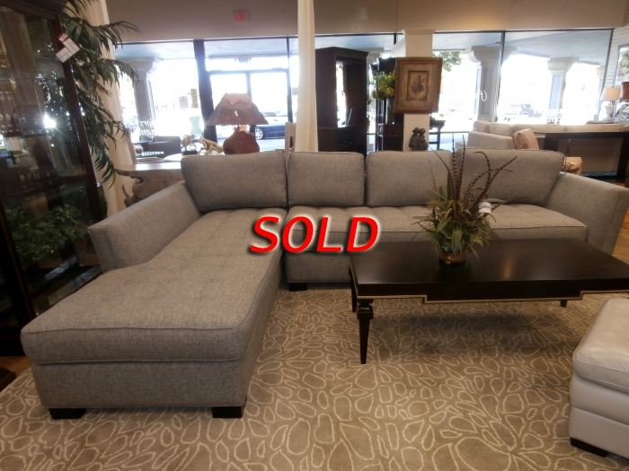Rooms To Go Sectional At The Missing Piece