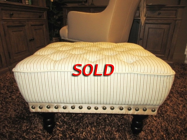 Prime Pier 1 Tufted Ottoman At The Missing Piece Camellatalisay Diy Chair Ideas Camellatalisaycom
