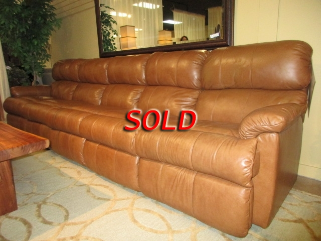 Stupendous Flexsteel 2 Pc Leather Sofa At The Missing Piece Pdpeps Interior Chair Design Pdpepsorg