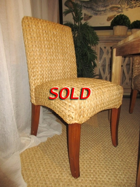 Pottery Barn Dining Chairs 4 At The Missing Piece