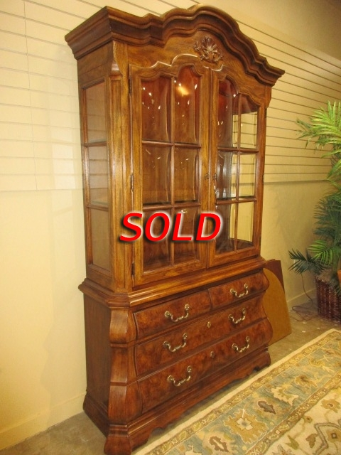 Drexel Heritage China Cabinet At The Missing Piece