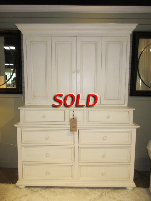 Ethan Allen Carter Cabinet At The Missing Piece